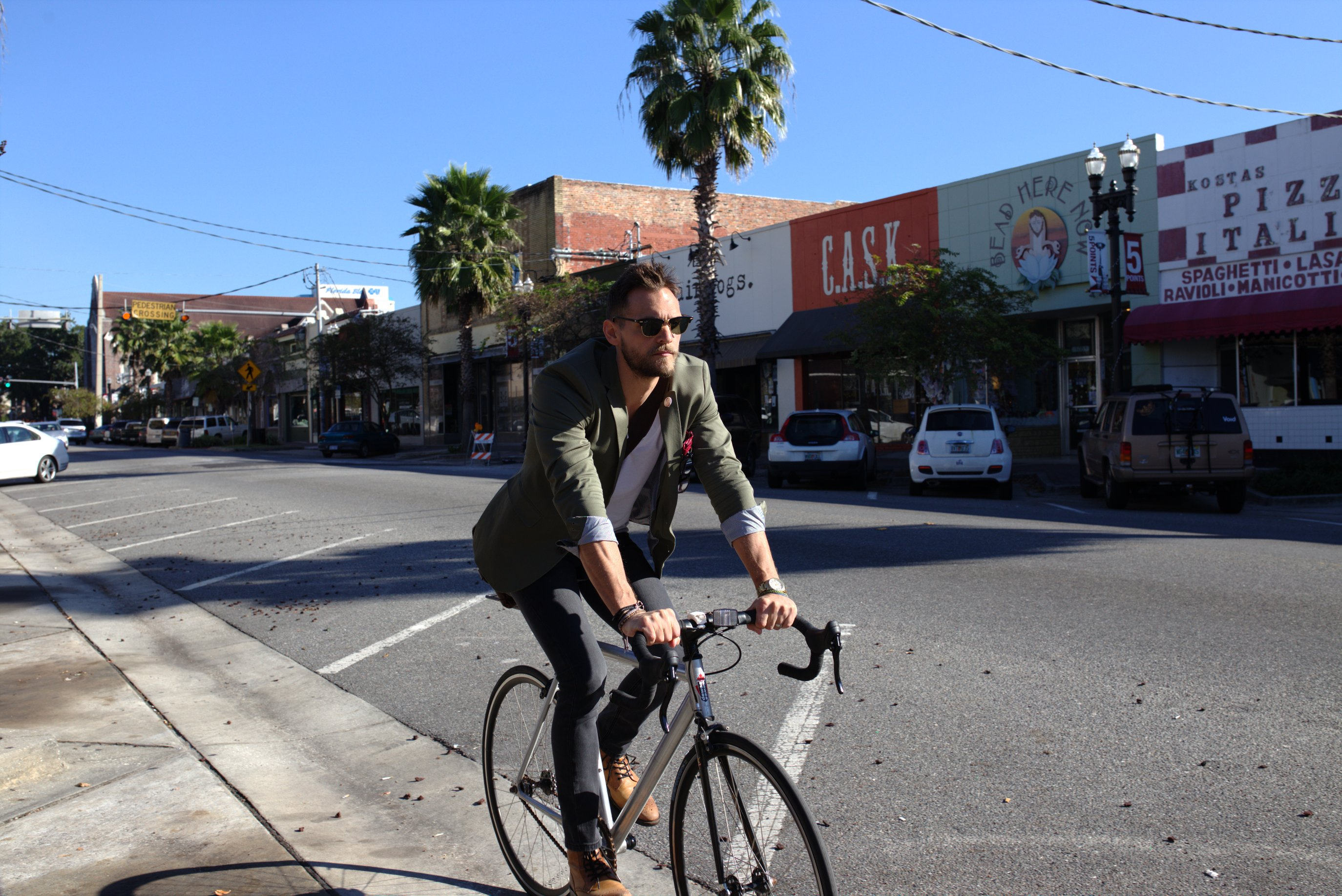 Commuting To Work On Your Bike Without Dying Void Magazine